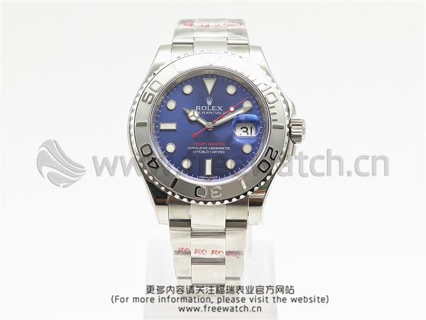 JF厂劳力士游艇名仕蓝面红针116622-78760