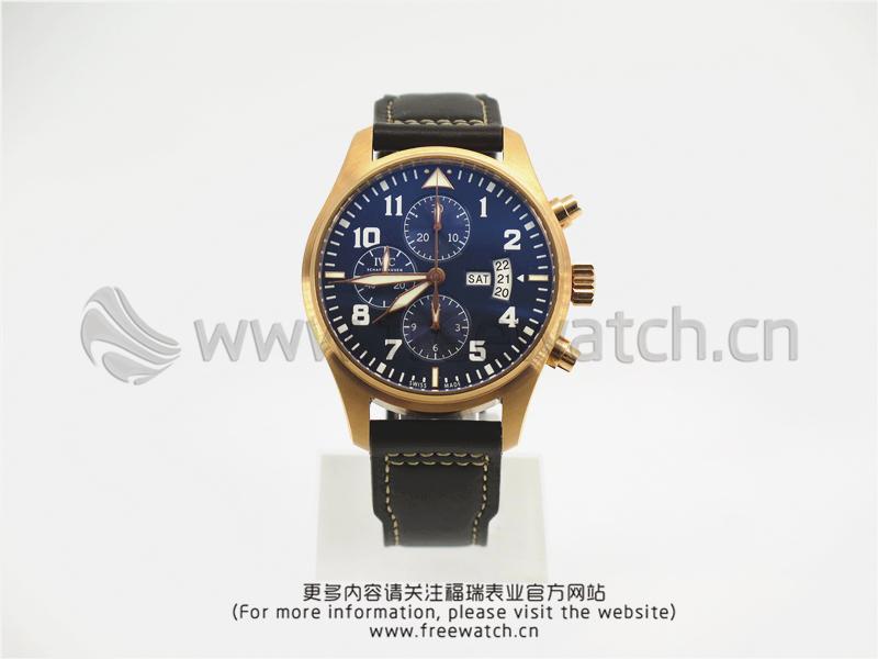 V6厂万国飞行员计时小王子玫瑰金IW377716