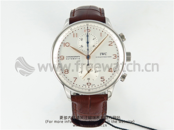 ZF厂V2万国葡计白盘金针IW371445