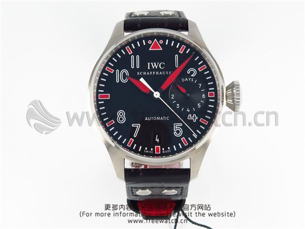 ZF厂万国飞行员大飞阿里70周年版IW500435