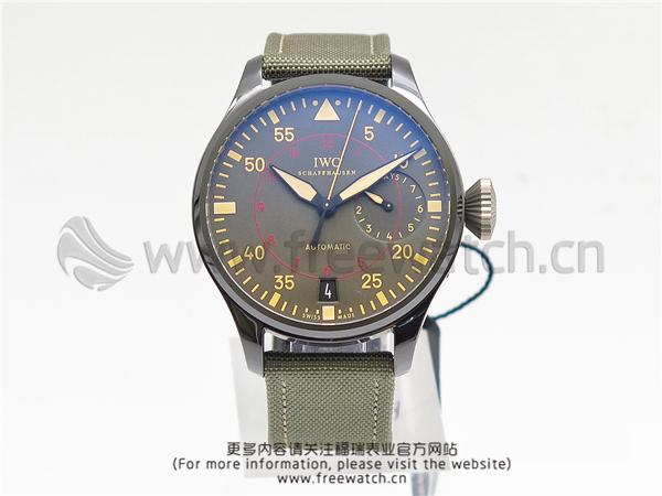 ZF厂万国TOUGUN陶瓷大飞IW501902