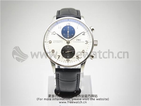 ZF厂V2万国葡计白盘熊猫IW371402