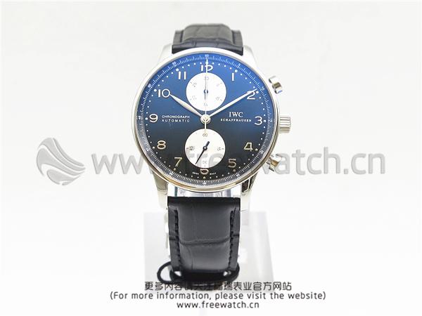 ZF厂V2万国葡计黑盘熊猫IW371404