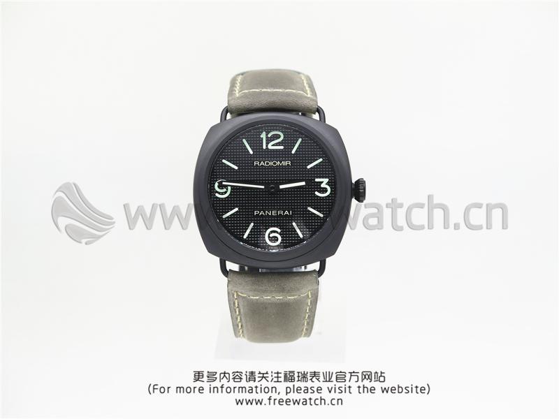 XF厂PAM643沛纳海643