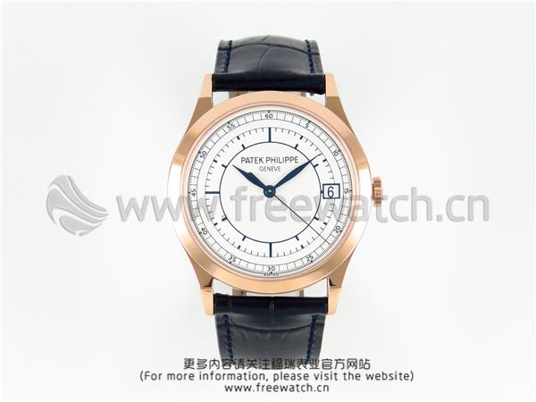 ZF厂百达翡丽古典5296R001玫瑰金