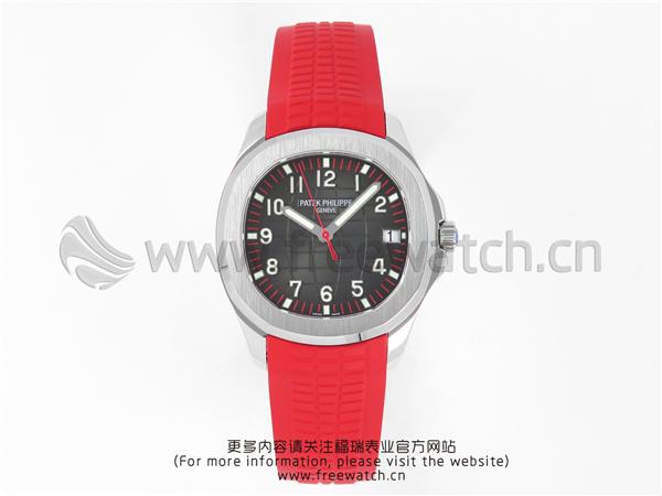 ZF厂百达翡丽手雷红色新加坡限量版