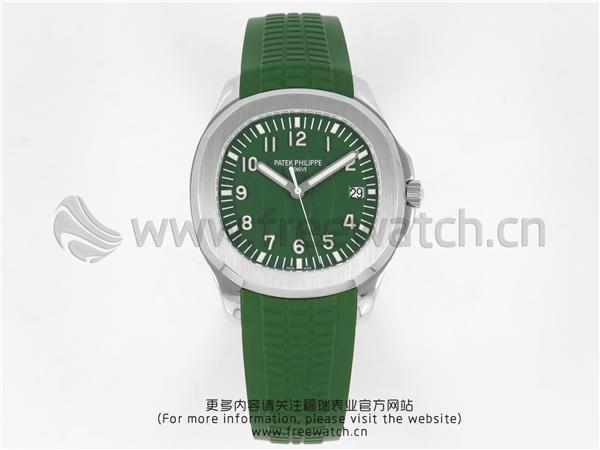 ZF厂百达翡丽手雷5168G绿色