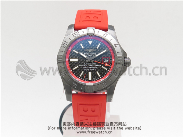 GF厂百年灵复仇者二代GMT中国限量版