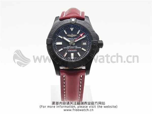 N厂百年灵复仇者GMT中国限量版