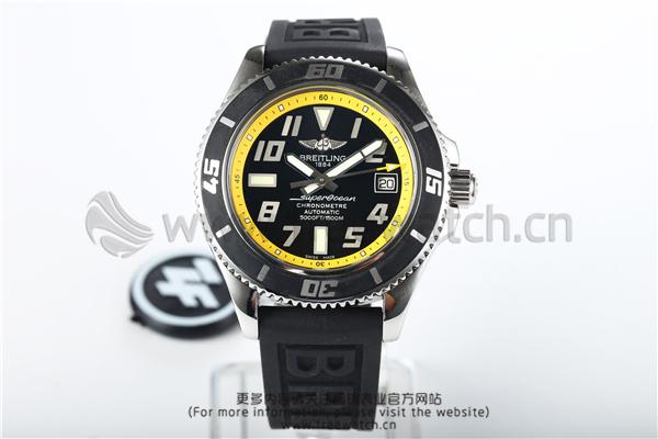 ZF厂百年灵超级海洋黄色圈