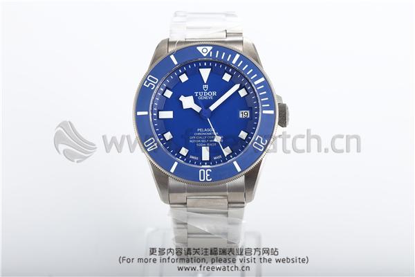 <b>XF厂帝舵雪花战斧蓝色钛合金25600TB</b>
