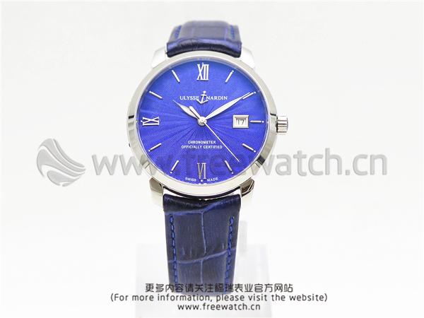 <b>FK厂V2雅典鎏金系列8150-111-2/E3蓝色</b>