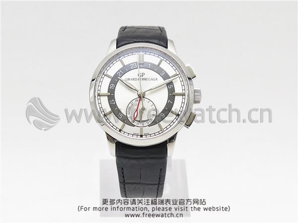 <b>TF厂芝柏1966系列GMT白盘</b>
