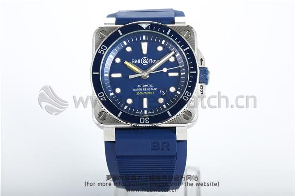 <b>BR厂柏莱士潜水DiverBR03-92蓝色</b>