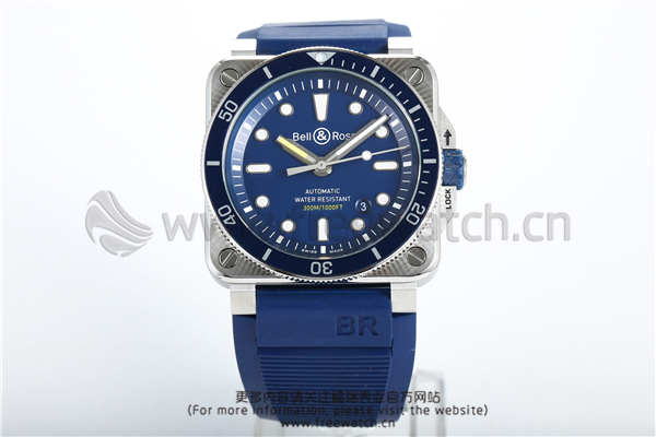 BR厂柏莱士潜水DiverBR03-92蓝色