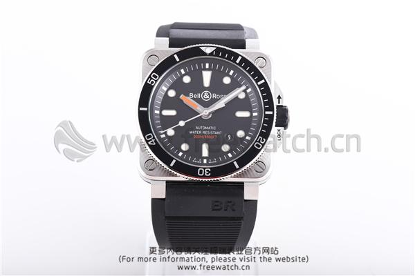 <b>BR厂柏莱士潜水DiverBR03-92黑色</b>