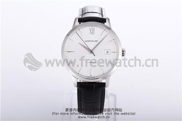 <b>M厂万宝龙大班传承系列U0111622白盘</b>