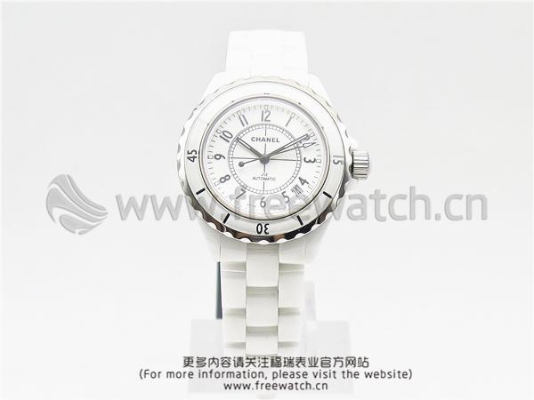 KG厂香奈儿J12系列白陶瓷机械
