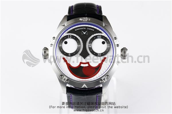<b>TW厂V3S俄罗斯小丑紫色圈</b>