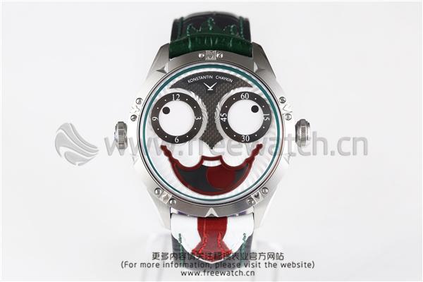<b>TW厂V3S俄罗斯小丑鳄鱼皮款</b>